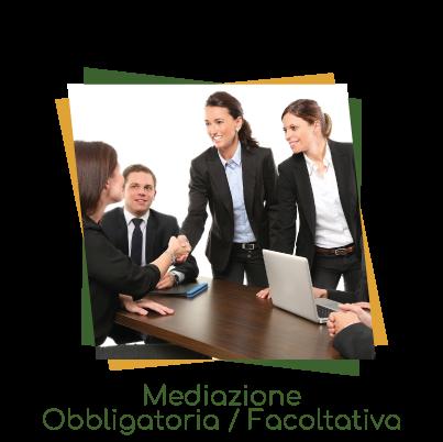 Mediazione Obbligatoria - Facoltativa